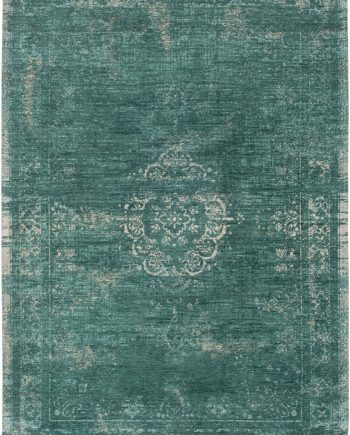 vloerkleed Louis De Poortere CA 8258 Fading World Medaillon Jade