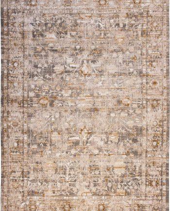 vloerkleed Louis De Poortere LX 8884 Antiquarian Ushak Suleiman Grey